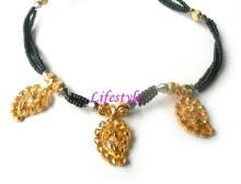 Buy Gold Plated Choker Mangalsutra Jewellery online