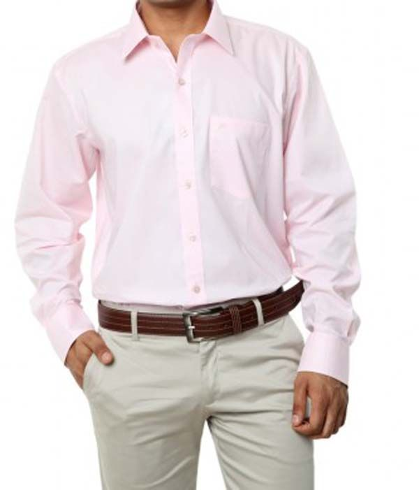 Buy Cool Pink Shirt For Men Online | Best Prices in India: Rediff ...