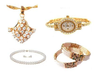 Buy Exclusive Jewellery Combo online