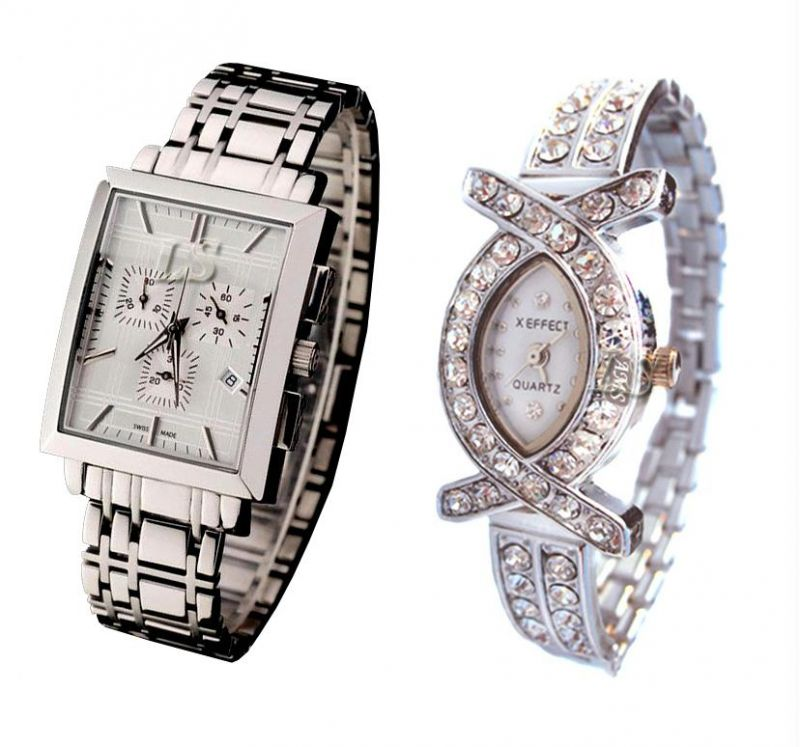 Buy Classy Couple Watch Set Price and Features.Shop Classy Couple Watch Set Online.