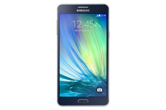 Buy Samsung Galaxy A7 Mobile Midnight Black Mobile Phone online