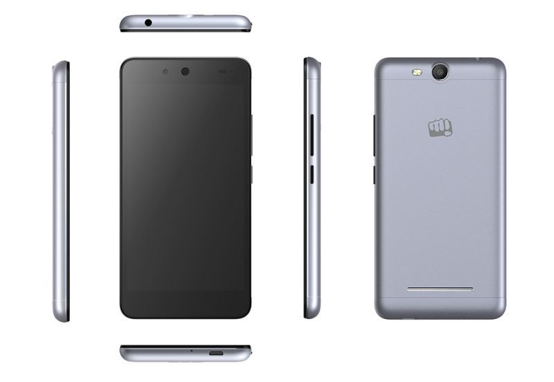 Buy Micromax Canvas Juice 3 Mobile With 4000mah Battery online