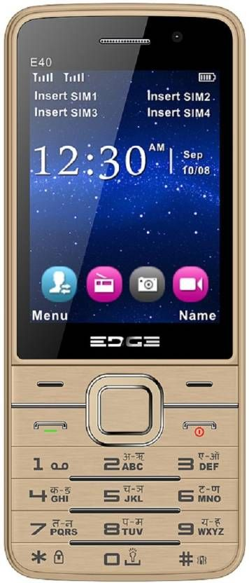 Buy EDGE E40 Mobile Phone online