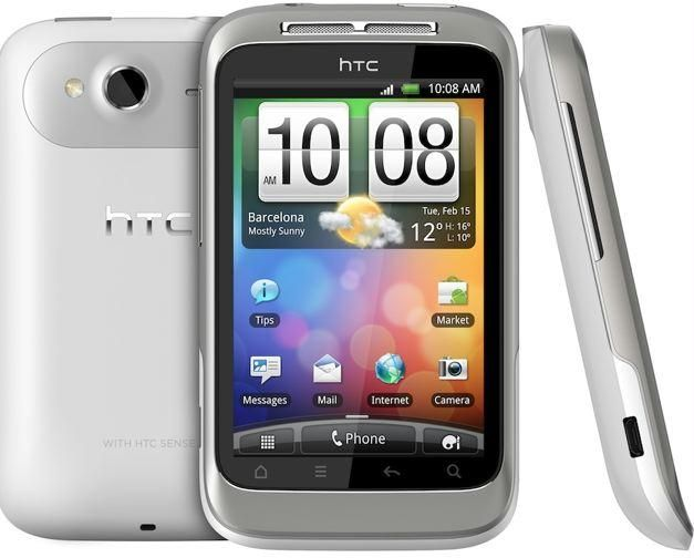 Buy New Htc Wildfire S Mobile Phone online