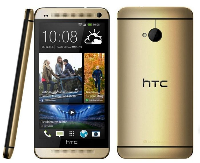htc 8. Buy Htc M8 - Gold Mobile Online | Best Prices In India: Rediff Shopping 8