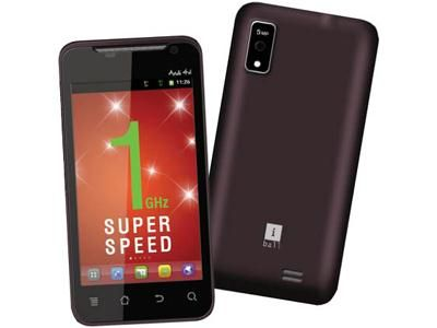 Buy New iBall Andi 4d Mobile Phone online