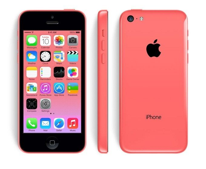 Buy Apple iPhone 5c (32gb) - Pink online