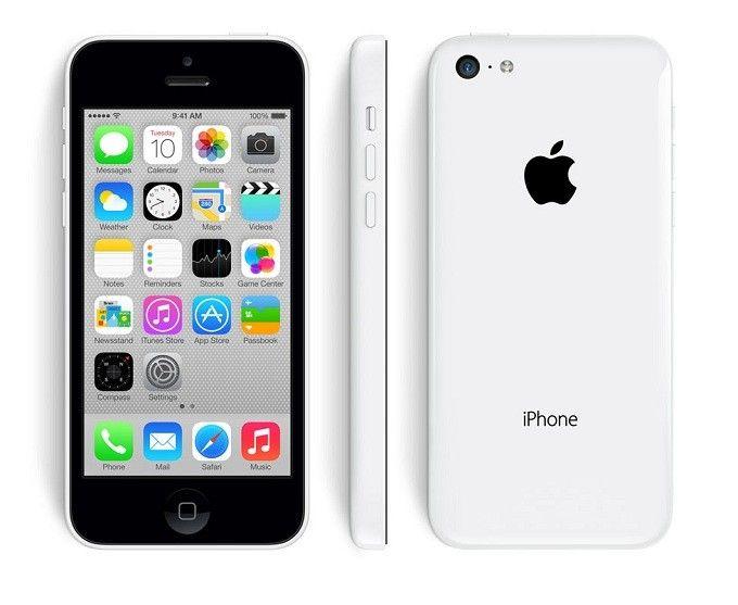 Buy Apple iPhone 5c (32gb) - White online