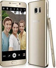 Buy New Launch Imported Samsung Galaxy Note5 64gb 4GB 16mp Android Os, V5.1.1 Gold online