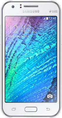 Buy Samsung Galaxy J1 (white, 4 Gb) Smart Mobile Phone online