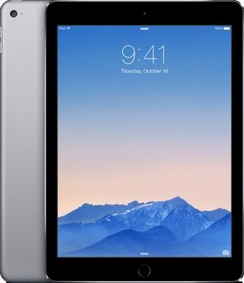 Buy Apple Ipad Air 2 Wi-fi 128gb - Space Grey online