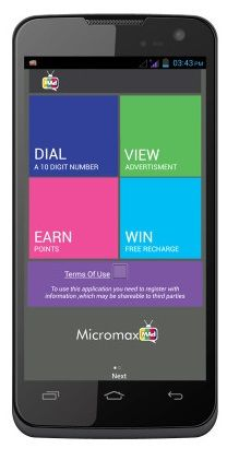 Buy Micromax Canvas Xl online