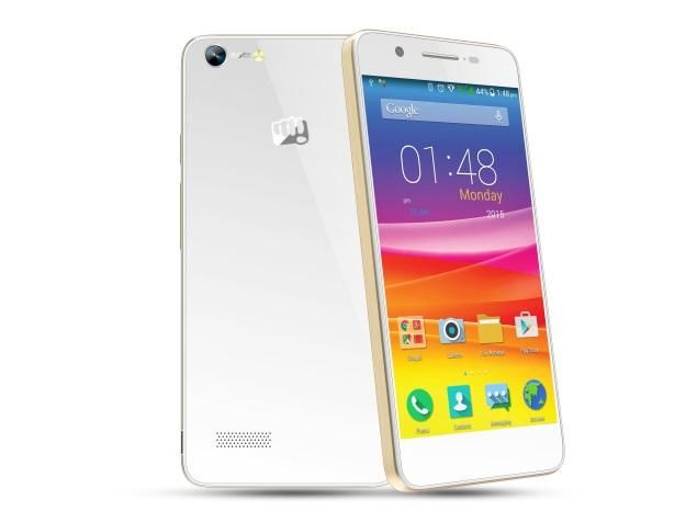 Buy Micromax Canvas Hue - White online