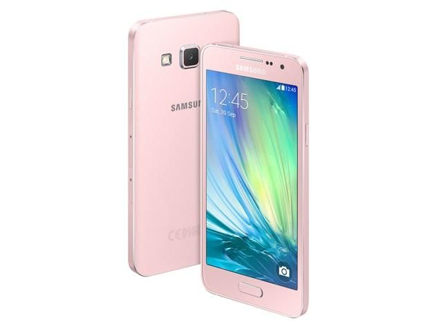 Buy Samsung Galaxy A8 4G (gold) Smart Mobile Phone online