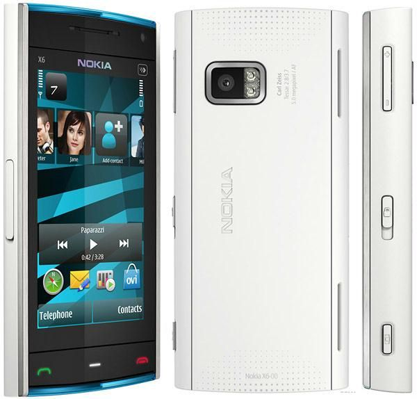 Buy Used Nokia X6 Mobile Phone online
