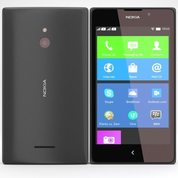 Buy nokia xl black mobile online best prices in india rediff buy nokia xl black mobile online reheart Images