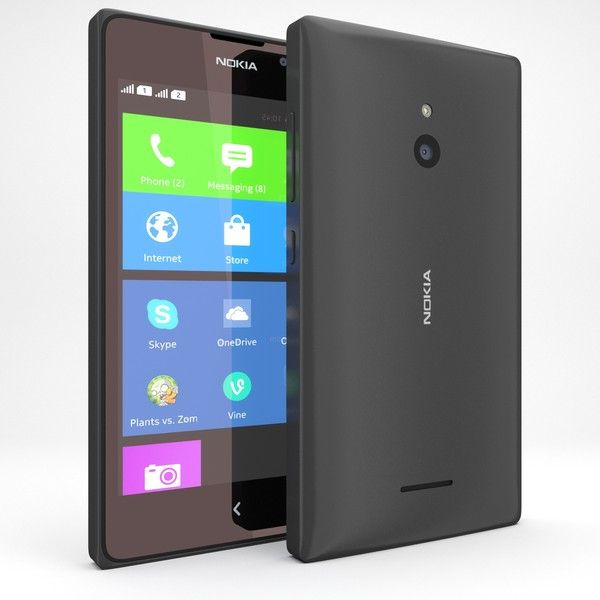 Buy nokia xl mobile black online best prices in india rediff buy nokia xl mobile black online reheart Images