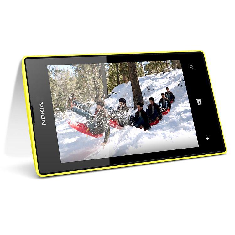 Buy Nokia Lumia 525 - Yellow online