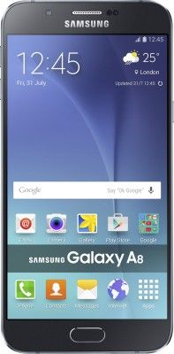 Buy Samsung A8 Mobile phone( Black,32GB) online