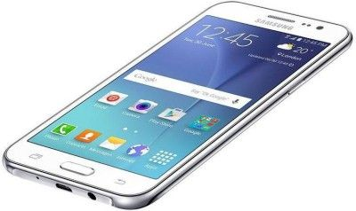 Buy Samsung Galaxy J2 Mobile Phone(white) With Manufacturer Warranty online