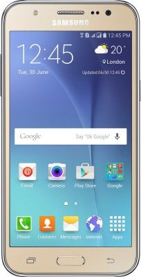 Buy Samsung Galaxy J5 Mobile phone (Gold) online