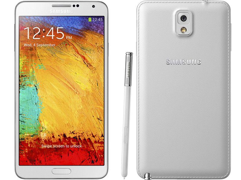 Buy Samsung Galaxy Note 3 - White online