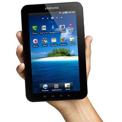Buy New Samsung Tab Galaxy P1000 Mobile Phone online