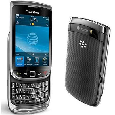 Buy Used Blackberry Torch 9800 Mobile Phone online