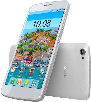 Buy Intex Aqua Star II HD White (with Manufacturer Warranty) online