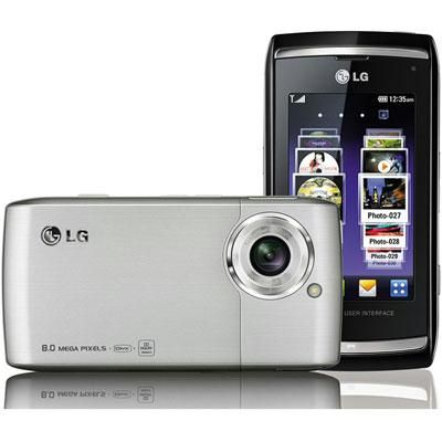 Buy Used LG Viewty Smart Gc900 Mobile Phone online