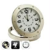Buy Spy Table Clock With Inbuilt Camera By Gib online
