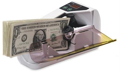 Portable Bill Currency Money Counter Checker V30 25