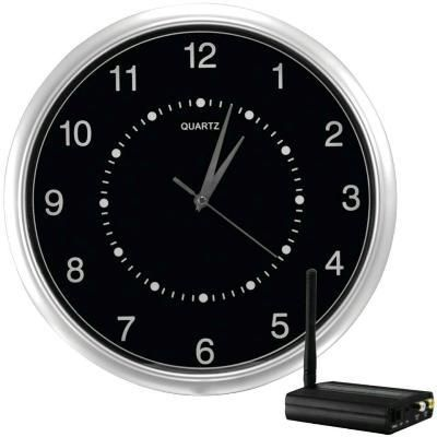 Buy Npc Wireless Wall Clock Security Camera 2400 Mhz, online