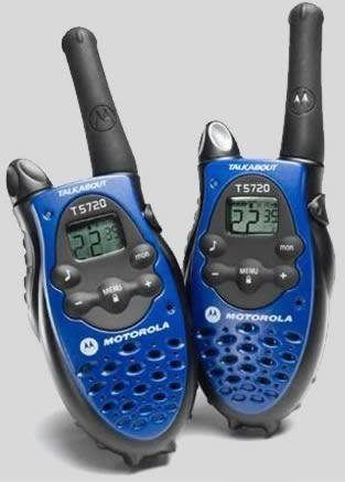 Buy Motorola T-5720 5 Miles / 8 Kms Walkie Talkie online