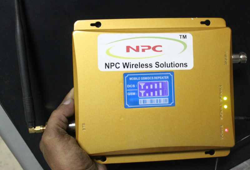 Buy Npc GSM Dual Band 900/1800 Mhz Signal Booster - All 2G (gsm) online