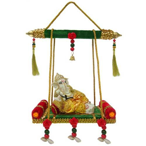 Buy Ganesha On Swing online