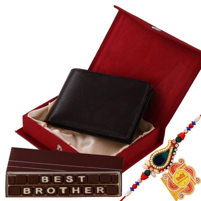 Buy Rakshabandhan Gift Hamper For Smart Brother online