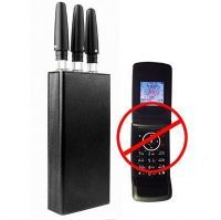 Buy Pocket Mobile Phone Signal Jammer Gsm, CDMA And 3G Portable online
