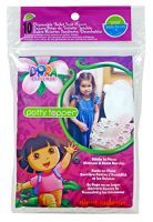 Buy Neat Solutions Dora The Explorer Potty Topper Disposable Stick-in-place Toilet Seat Covers, 10-count online