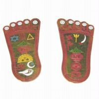 Buy Laxmi Charan Paduka - Good Luck Charm online