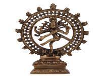 Buy Handmade Natraj Brass Sculpture Religious Home Decorative online