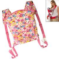 Buy Newborn Infant Baby Toddler Pouch Ring Sling Carrier Kid Wrap Bag - 12 online