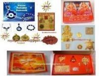 Buy Nazar Suraksha Kavach Kuber Kunji Shri Dhan Laxmi Yantra_am online