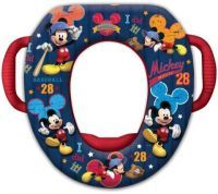 Buy Disney Mickey Mouse Soft Potty Seat online