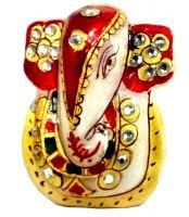 Buy Meena Marble Ganesha online