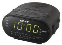 Buy Sony Icf-c318 Clock Radio With Dual Alarm (black) online