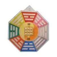 Buy Plastik Pyramid Bagua Pakua Yantra Pakua Mirror Fengshui And Vastu Mirror online