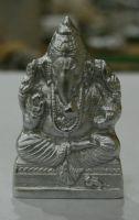 Buy Parad (mercury) Ganesha, Mercury Ganpathi, Ganpati Murti, Pardeshwar Ganesh online
