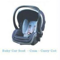 Buy Imported Delux Baby Car Seat Cum Carry Cot online