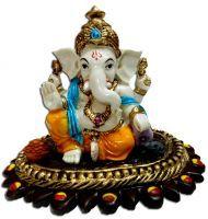 Buy Vighnaharta Ganpati Ganesha Idol online